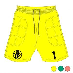 Torwart Shorts – Kinder – personalisiert