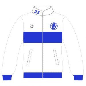 Trainingsjacke – Erwachsene – personalisiert