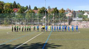 Read more about the article Spielbericht SG West 2 – Grün-Weiß Sommerrain 2