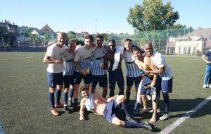 Read more about the article Spielbericht SG West – Grün-Weiß Sommerrain