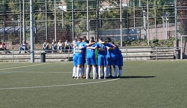 Read more about the article Spielbericht SG West 2 – TSV Sielmingen