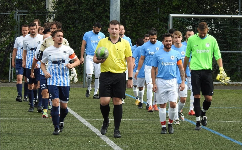 Read more about the article Spielbericht SG West – TSV Sielmingen 2