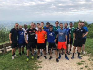 Read more about the article Trainingslager in Hohenstaufen
