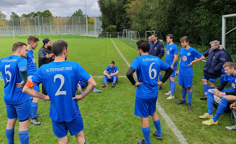 Read more about the article Spielbericht TSV Jahn Büsnau 2 – SG West 2
