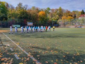 Read more about the article Spielbericht SG West 2 – SpVgg Stuttgart-Ost 2