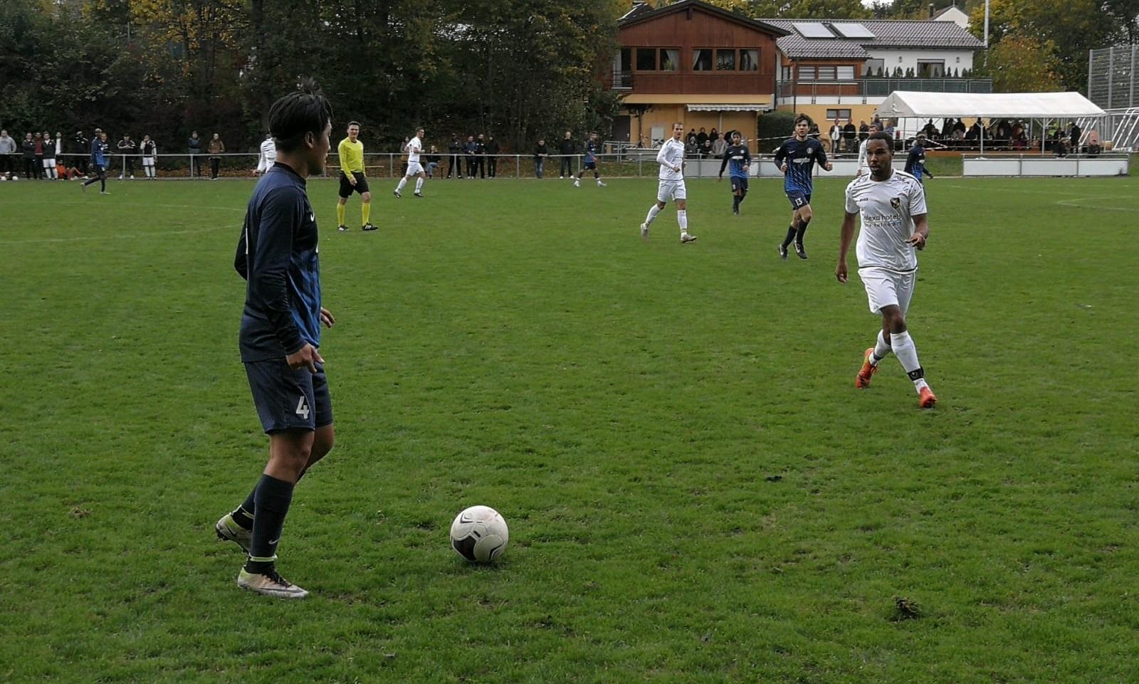 Read more about the article Spielbericht TSV Jahn Büsnau – SG West