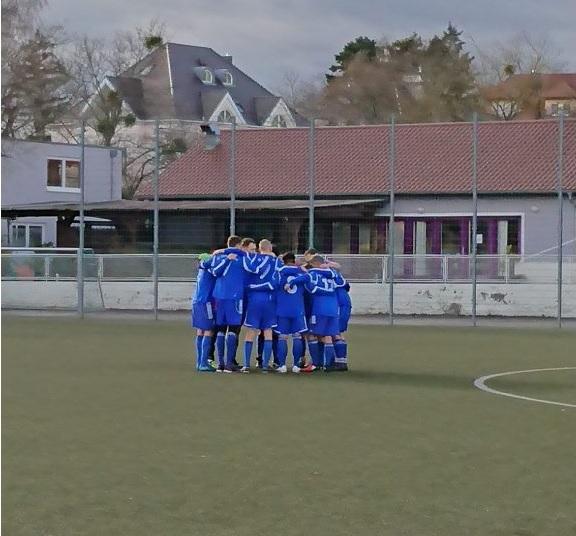Read more about the article Spielbericht SV Prag Stuttgart 2 – SG West 2