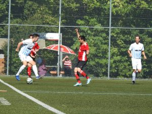 Read more about the article Spielbericht SG West – TSV Heumaden 2